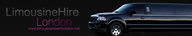 limousine hire in london